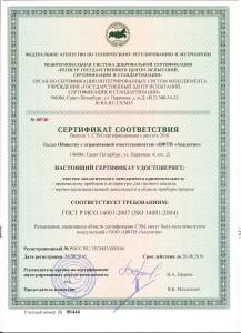 РОСС RU.13СМ43.К00346 СЭМ ООО ЦФТИ Аналитик